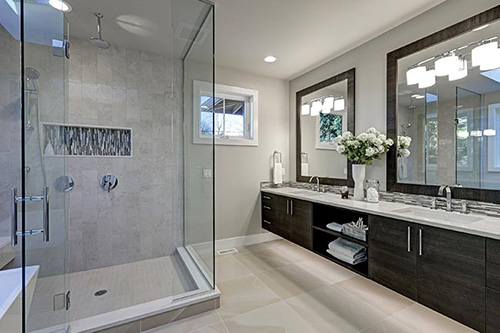 Bathrooms Artistic Design Build Inc Bethesda MD Remodeling Beauteous Bathroom Remodeling Md Exterior