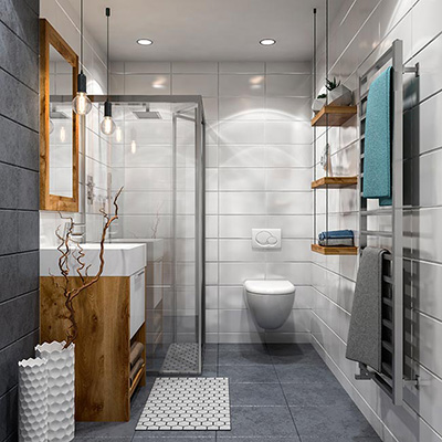 Bathroom Makeovers In Glen Echo MD